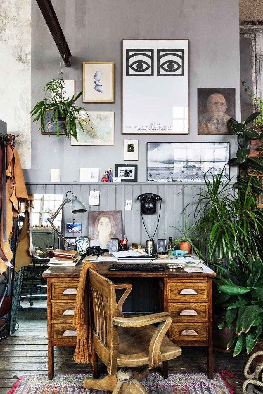 elle decor home office. Inspirationsgalleriet | ELLE Decoration Elle Decor Home Office