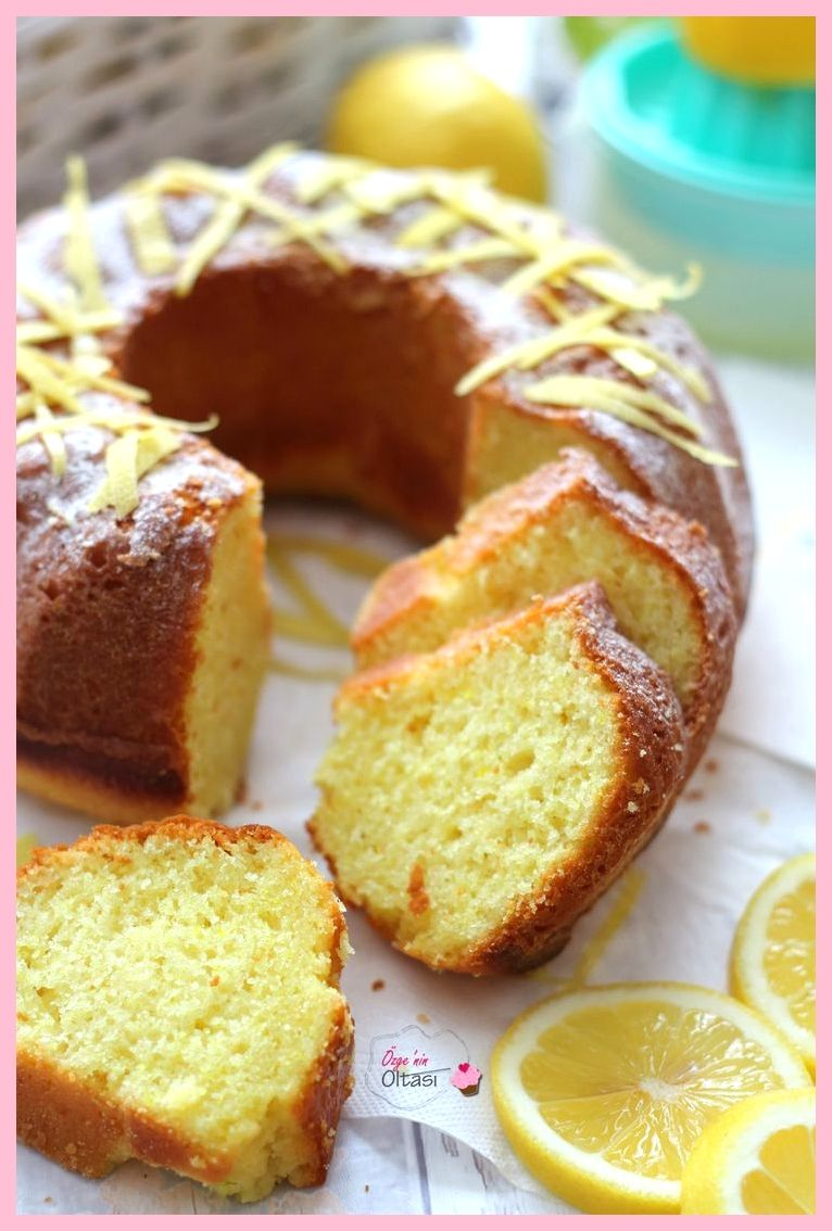 lemon cake Images