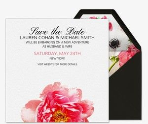 save the date free online invitations save the date pinterest