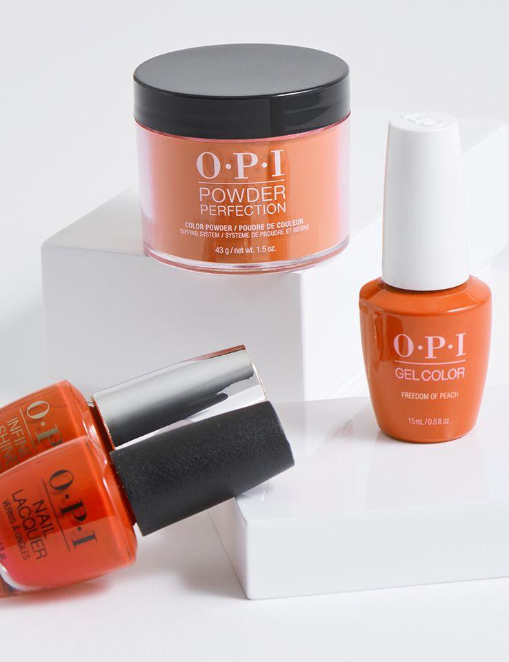 Nail Care, Manicure & Pedicure Opi Color Dip Powder Dpw59 Freedom Of Peach 1.5oz