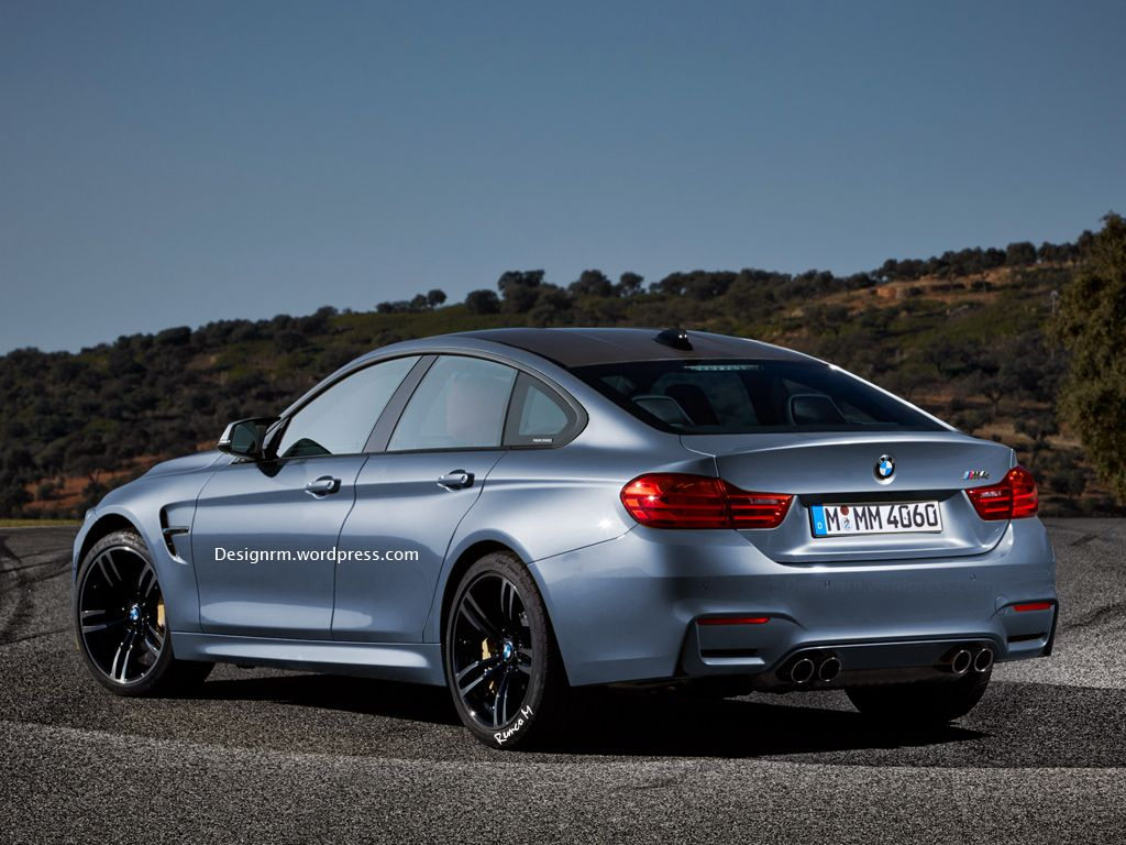 Is The Bmw M4 Gran Coupe Finally Coming With Images Bmw M4