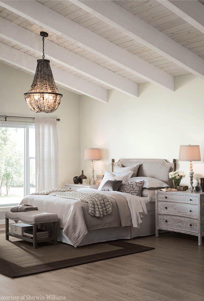 Interior design ideas surround a lighter shade