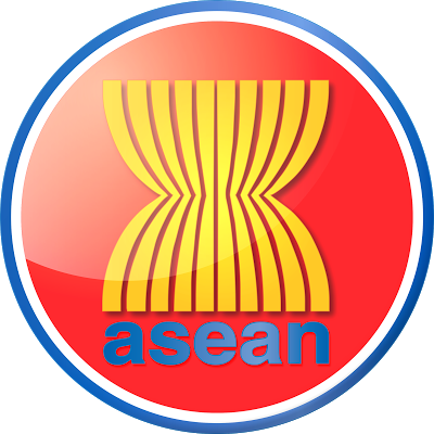 Logo Asean Logos Travel Tourism Indonesia