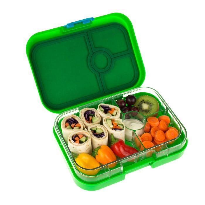 Yumbox Panino Lunchbox With 4 Compartments Yumbox Ideas