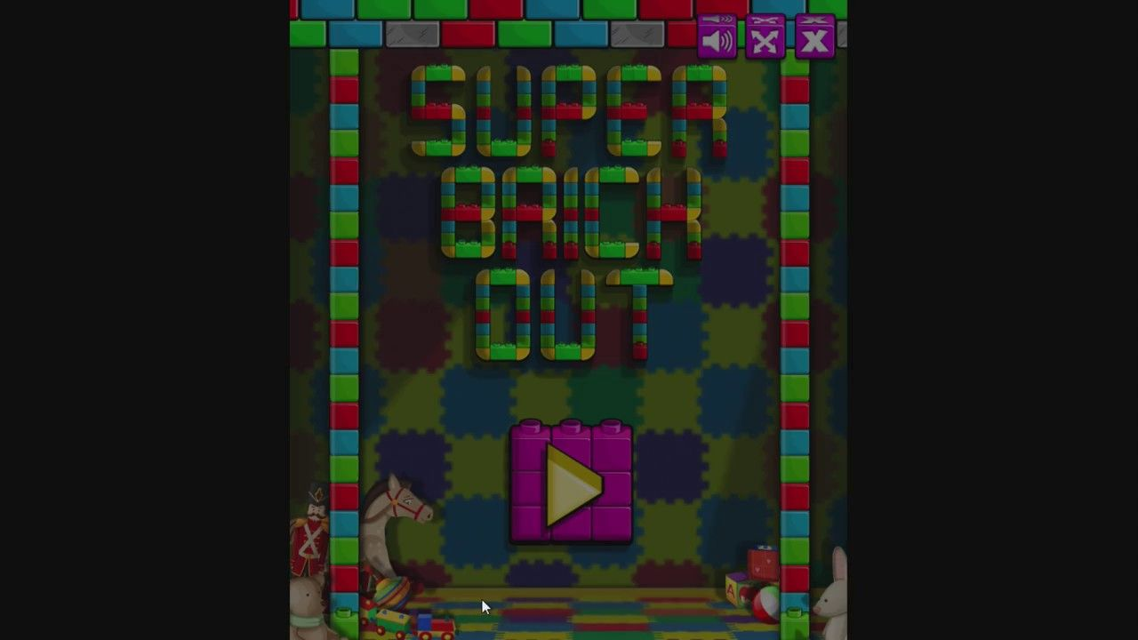 Super Brick Out Destroy All The Bricks And Collect Special Power Bricks Games Cute Little Kittens Casual Game