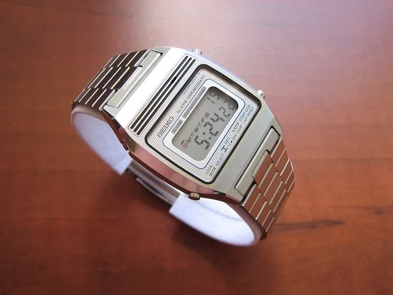 precio competitivo 1c6a3 feee9 Seiko LCD vintage, A639 | watches- vintage lcd/led in 2019 ...