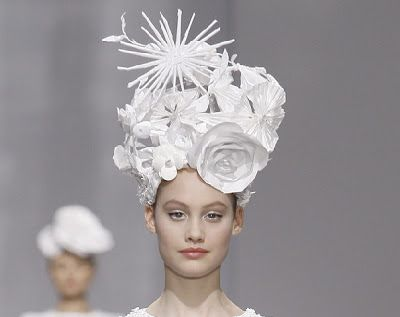Read  5 Paper Flower Headpieces You ll Love - design Katsuya Kamo   paperflowers  tutorial  diy de1b1dacb035