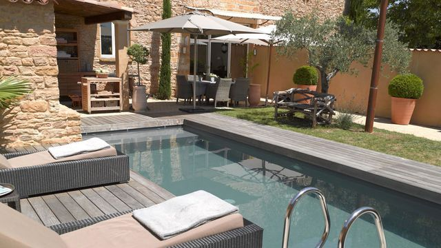 Petite piscine  11 photos de piscines de moins de 30m2 Plunge
