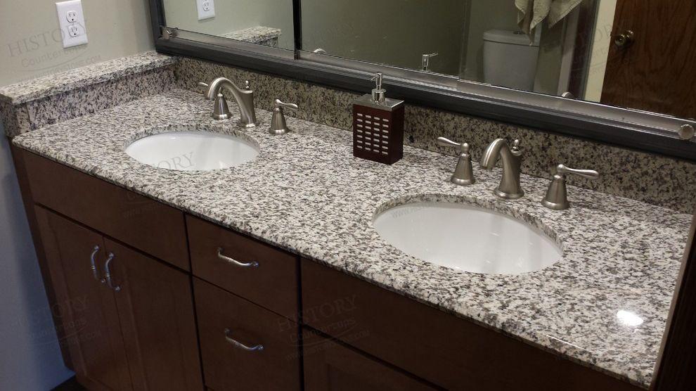 Best Cheap Chinese Tiger Skin White Granite Bathroom Vanity