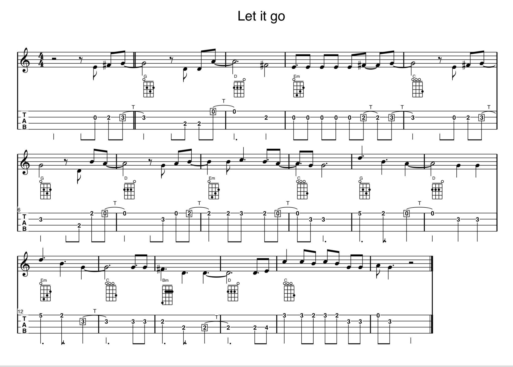 Chords for warrior soul