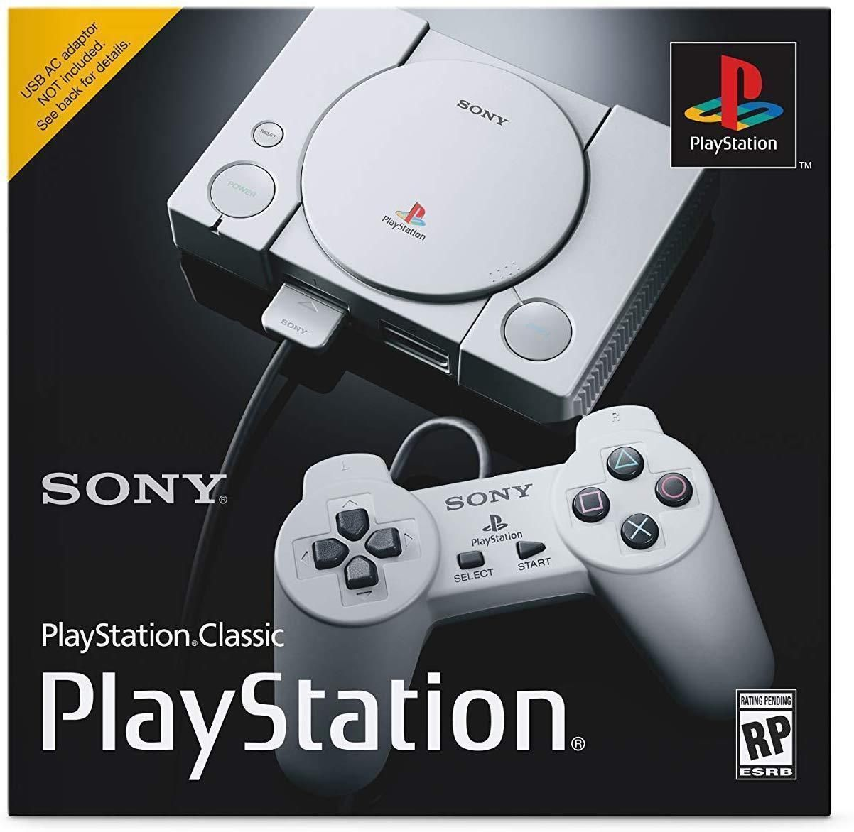 Playstation Classic Classic Video Games Playstation Consoles