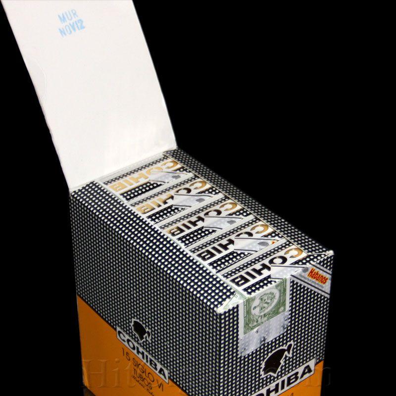 Cohíba Siglo VI TUBOS (pack of 3 cigars)