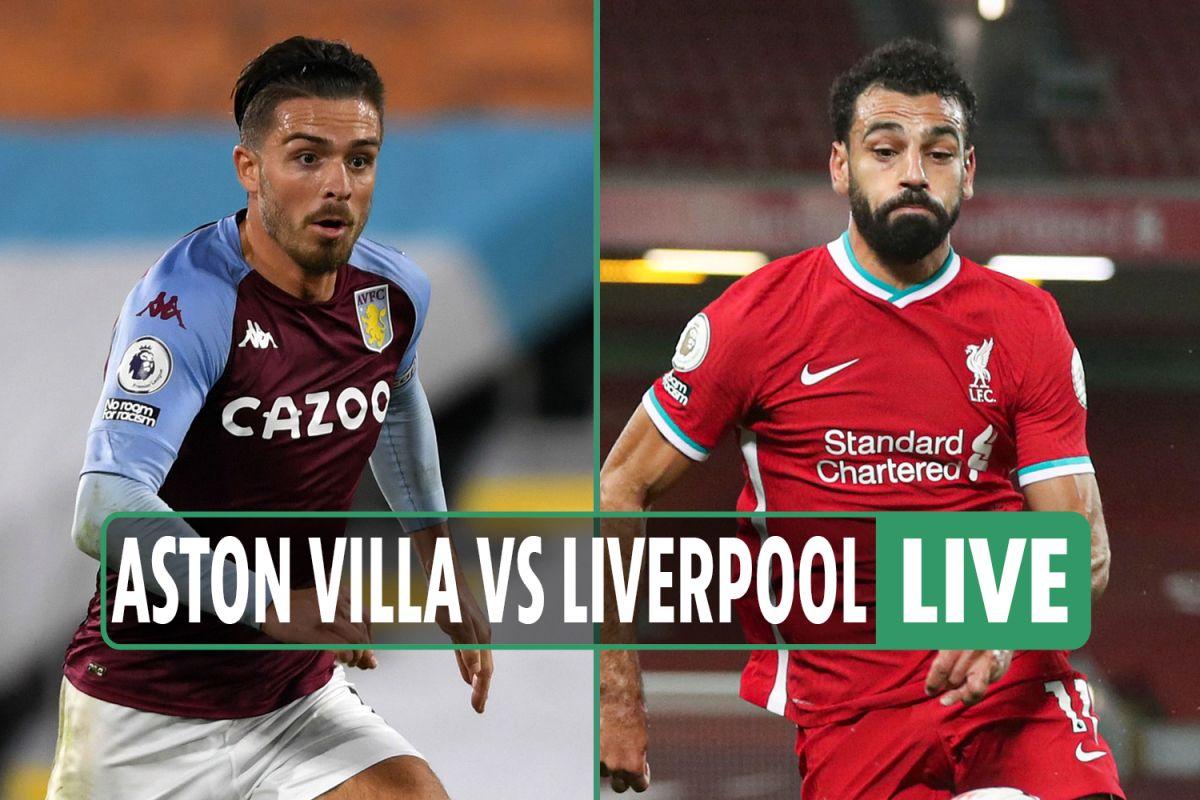 Aston Villa Vs Liverpool Live Stream Tv Channel Teams And Kick Off Time For Premier League Match In 2020 Liverpool Live Premier League Matches Aston Villa