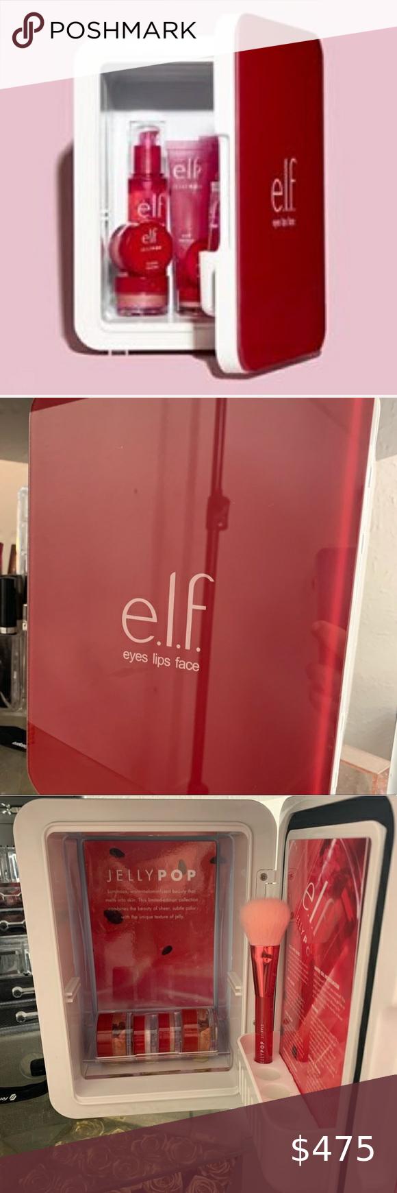 Elf Refrigerator JELLY POP PR in 2020 Elf cosmetics
