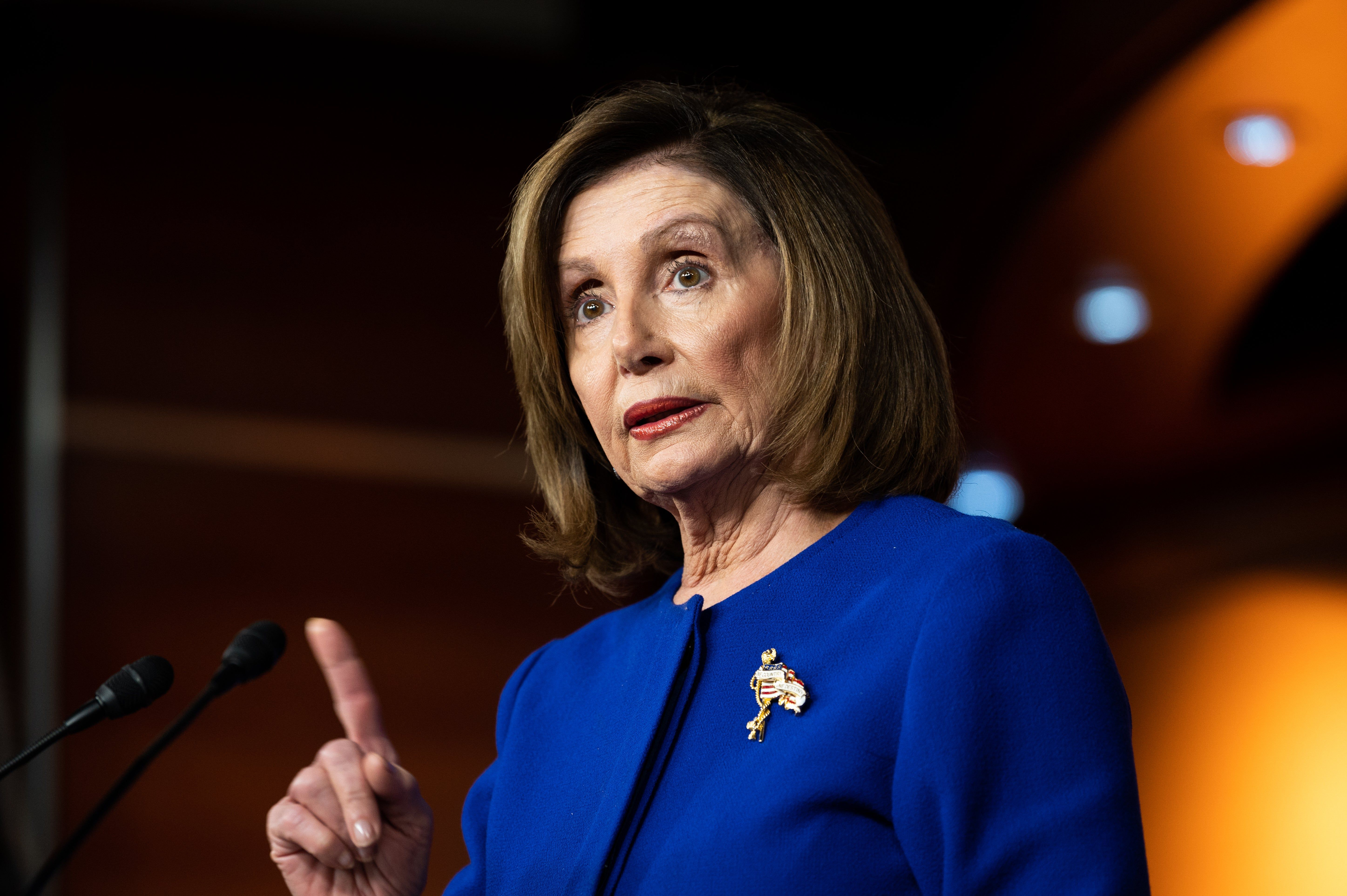 Pelosi Looking To Secure 1 Trillion Or More For American Families With Next Stimulus Package In 2020 Beautiful Black Women Black Women Nancy Pelosi
