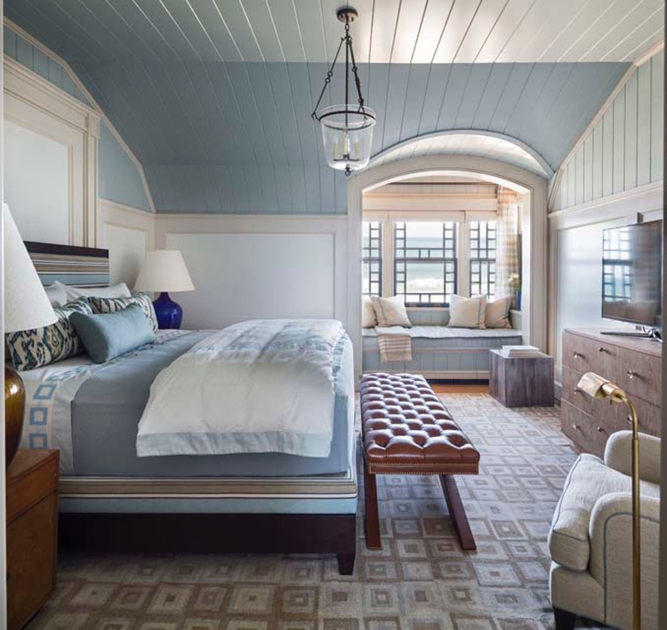 Hamptons Inspired Luxury Home Master Bedroom Robeson: Pin By The Camden On Master Bedroom