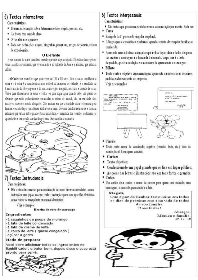 Modelo De Plano De Aula Generos Textuais Planos De Aula