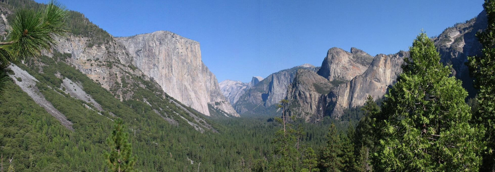 Yosemite National Park. Never been. Always wanted to go.