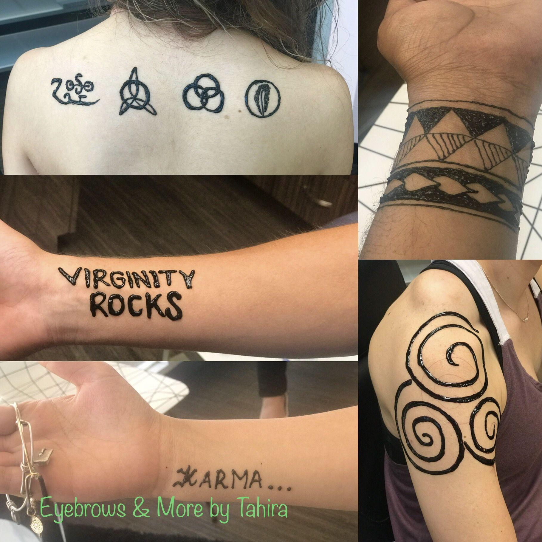 Henna Tattoo Services Threading Henna Tattoo Henna Tinting