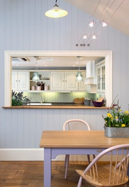 nothing beats an internal window ideas for the house pinte rh pinterest com Kitchen with Servery Window Kitchen Pass through Window