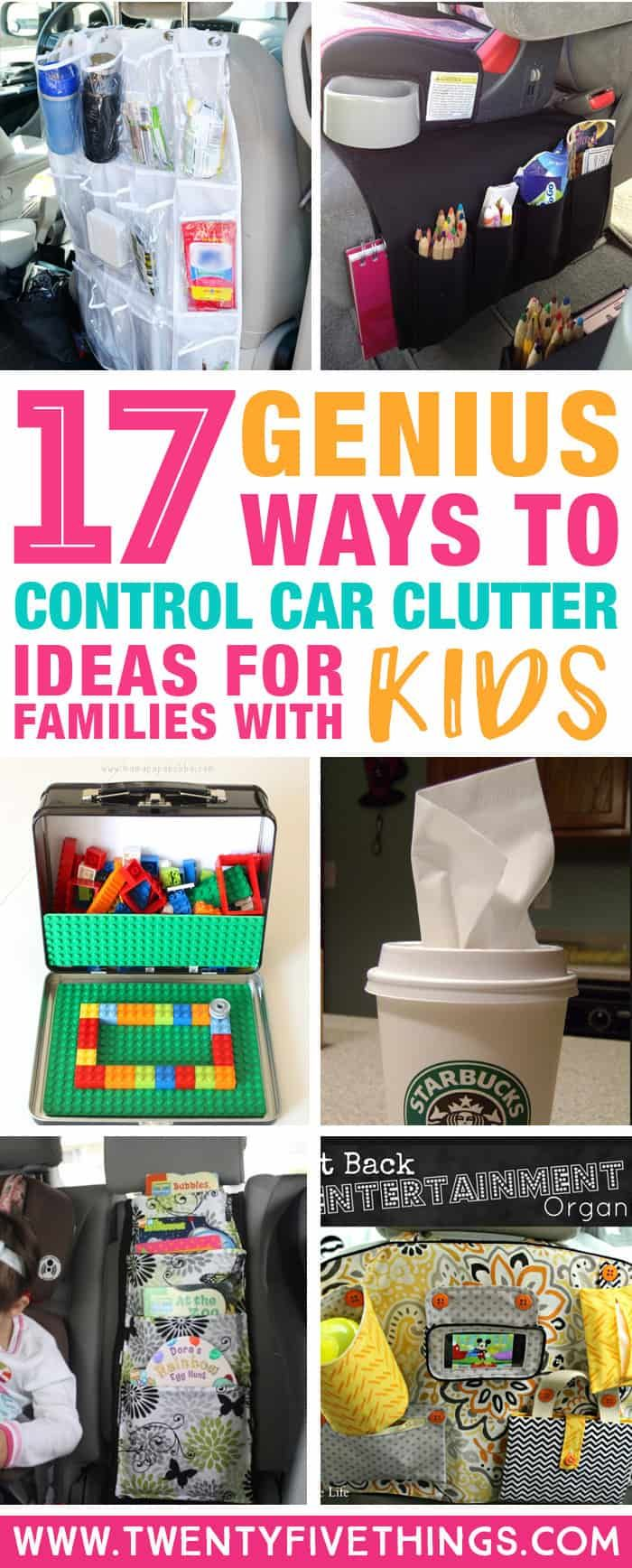 All-Time Best Car Organization Ideas for Parents images
