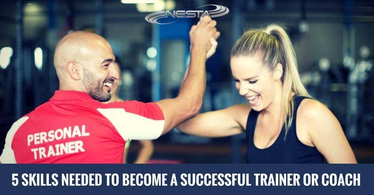#Coach #Fitness #needed #Personal #Skills #successful #Trainer 5 Skills Needed to Become a Successfu...