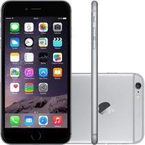 Iphone 6 Plus Apple 16gb Cinza Espacial 4g Tela 5 5 Cam 8mp