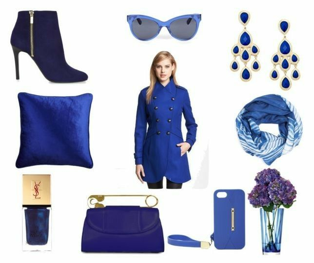#monochromatic #blue