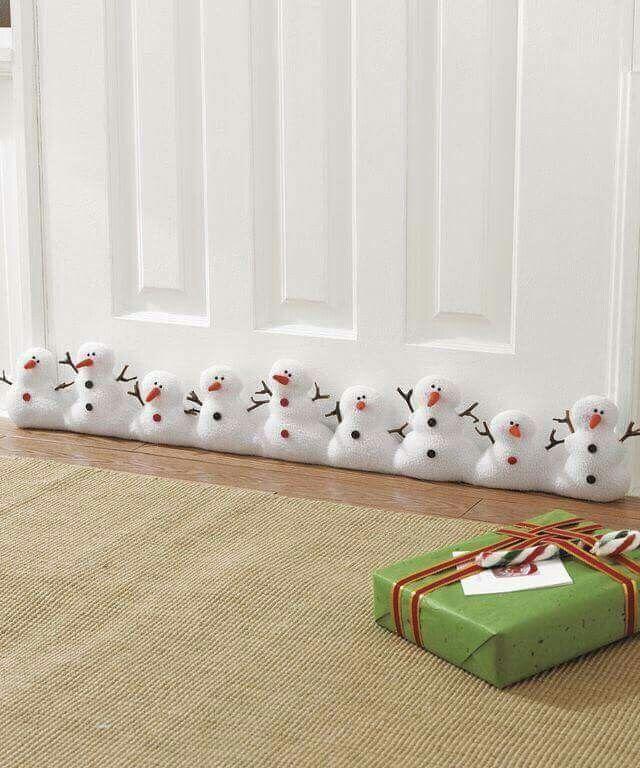 Peso de porta | Christmas | Pinterest | Zugluftstopper ...