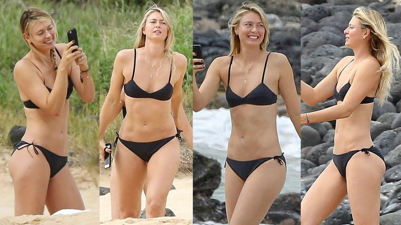 Maria sharapova and sexy and youtube
