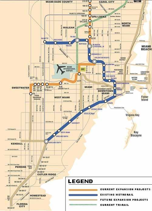 Chicago Orange Line Map