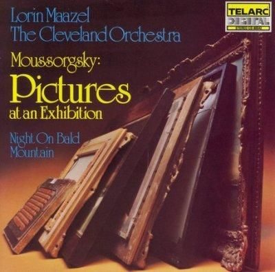 Lorin Maazel - Mussorgsky:Pictures at an Exhibition, Black