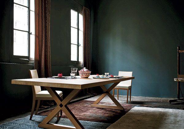 Hermes Furniture | The Sixties Return: Diane Von Furstenberg Brushstroke  Porcelain Dinner .