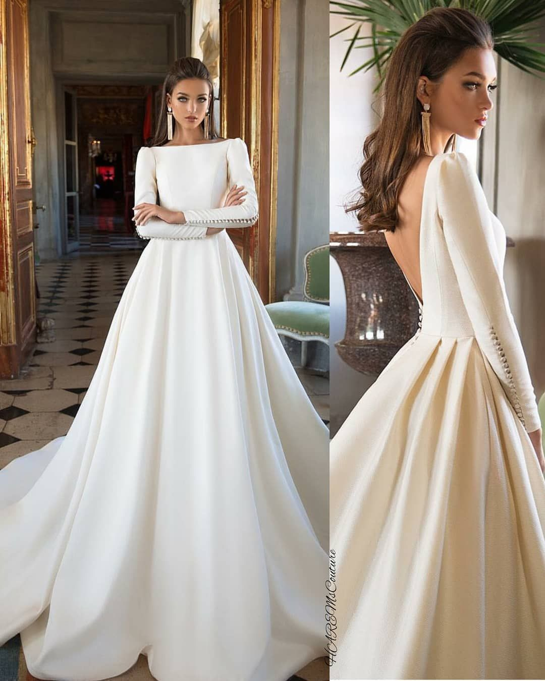 Which One 1 10 Haremscouture Millanova In 2020 Conservative Wedding Dress Ball Gowns Wedding Wedding Dresses