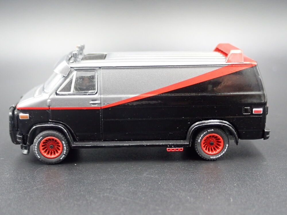 Details About 1983 Gmc Vandura A Team Van Rare 1 64 Scale Collectible Diecast Model Car With Images Diecast Model Cars Cars Movie A Team Van
