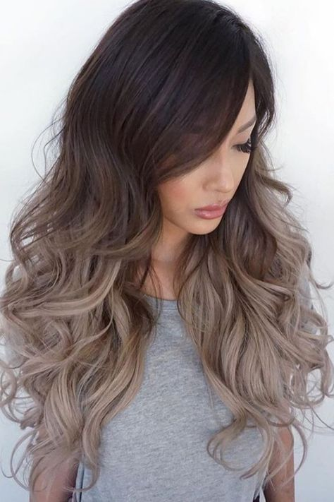 Dark Ash Blonde Hairstyles For More Ideas Click The Picture Or Visit Www Sofeminine Co Uk Hair Styles Long Hair Styles Balayage Hair