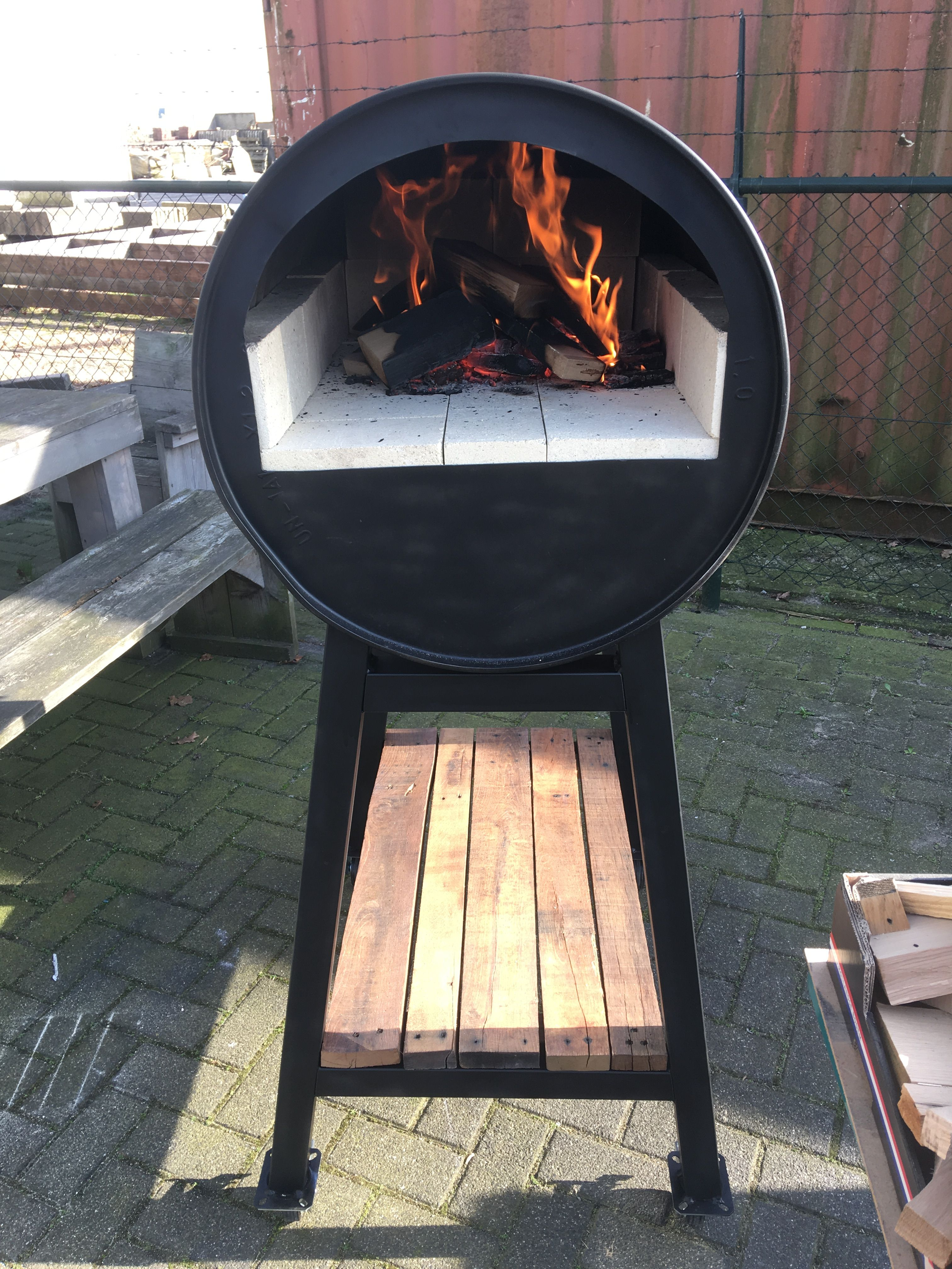 Poolheizung Diy Oil Drum Pizza Oven Send An E Mail To Info Ocmaatwerk Nl