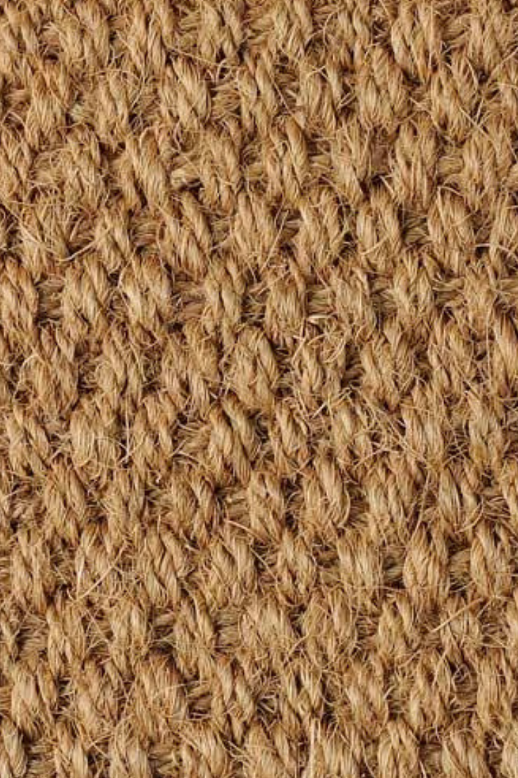 Coir Panama Natural Carpet