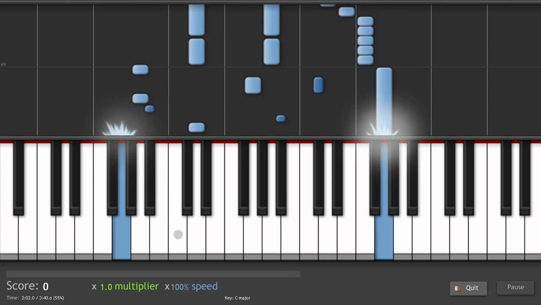 Totoro (piano) Synthesia + Midi + sheets | I want to learn