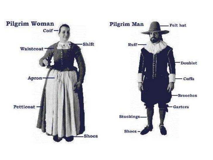 Th Century Puritan Fashion Men