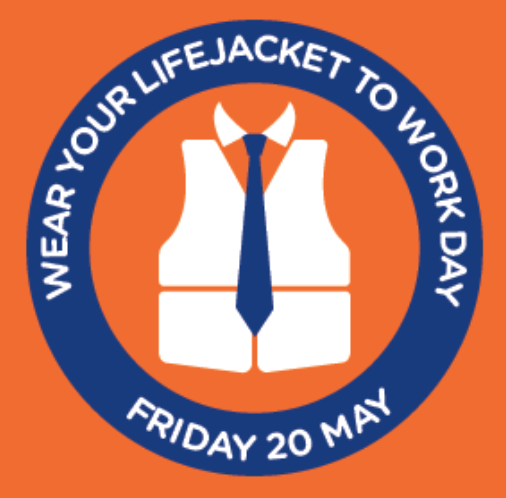 Wear Your Life Jacket to Work Day May 20, 2016 Life