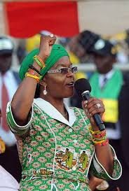 In 2014, Grace Mugabe was given a doctorate in sociology by the University of Zimbabwe, only two months after registering at the university and although a dissertation does not exist. The degree was widely described as fraudulent.[9][10][11][12][13][14] Grace Mugabe is under personal sanctions in the European Union and the United States for her role in the Mugabe regime.
