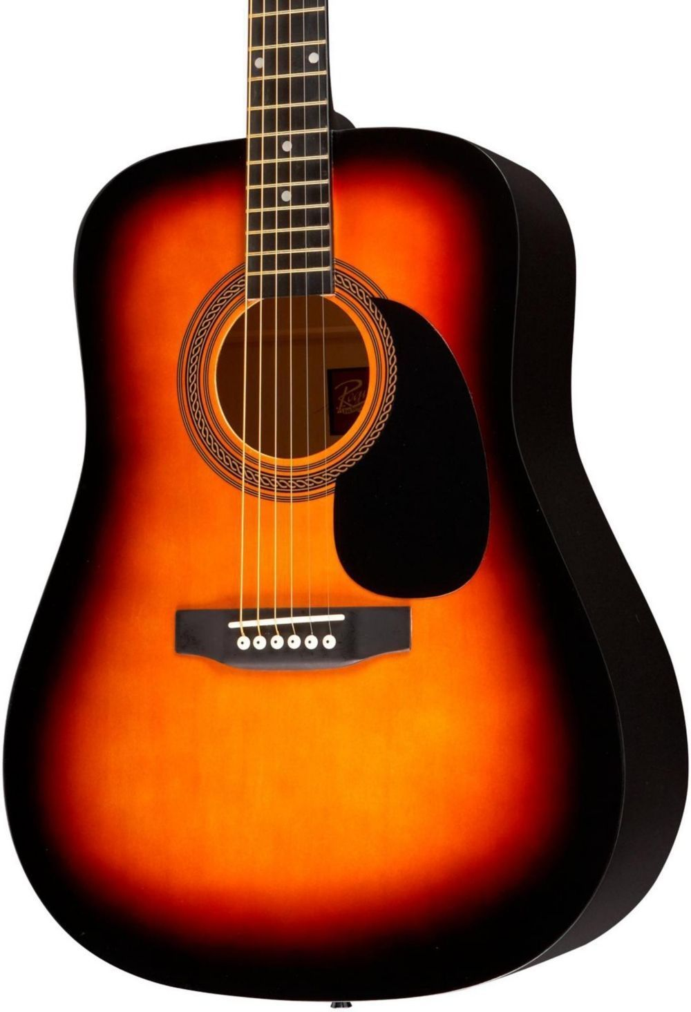 cool rogue ra 090 dreadnought acoustic guitar sunburst online shopping acoustic guitar. Black Bedroom Furniture Sets. Home Design Ideas