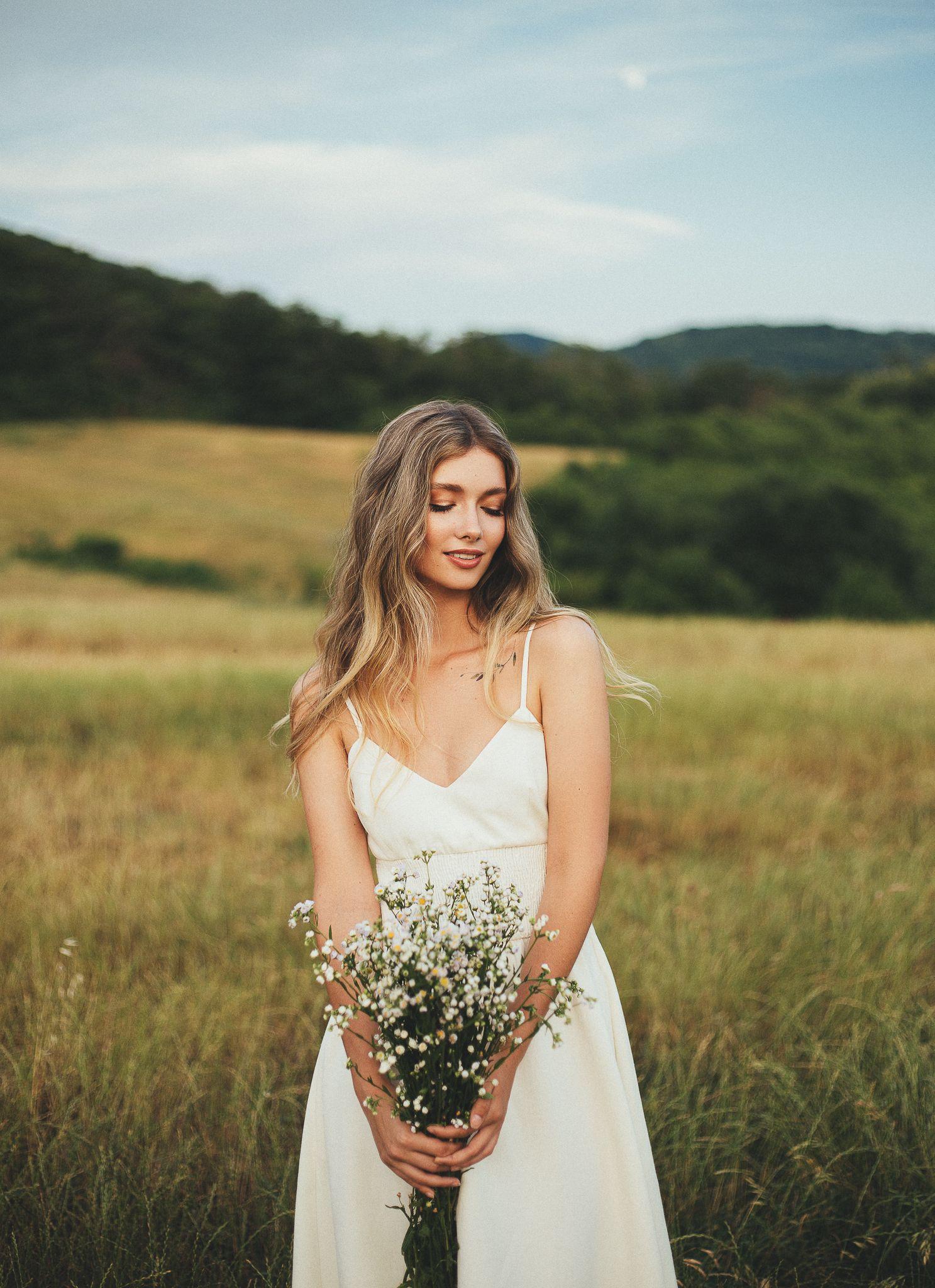 Идеи для фото на природе летом