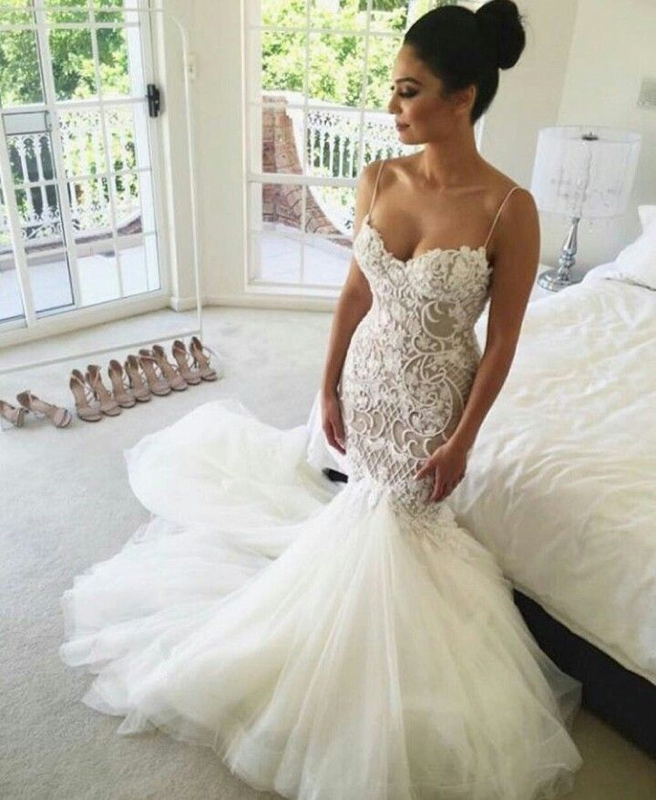 Love this shape. | Wedding | Pinterest | De novia, Vestidos de novia ...