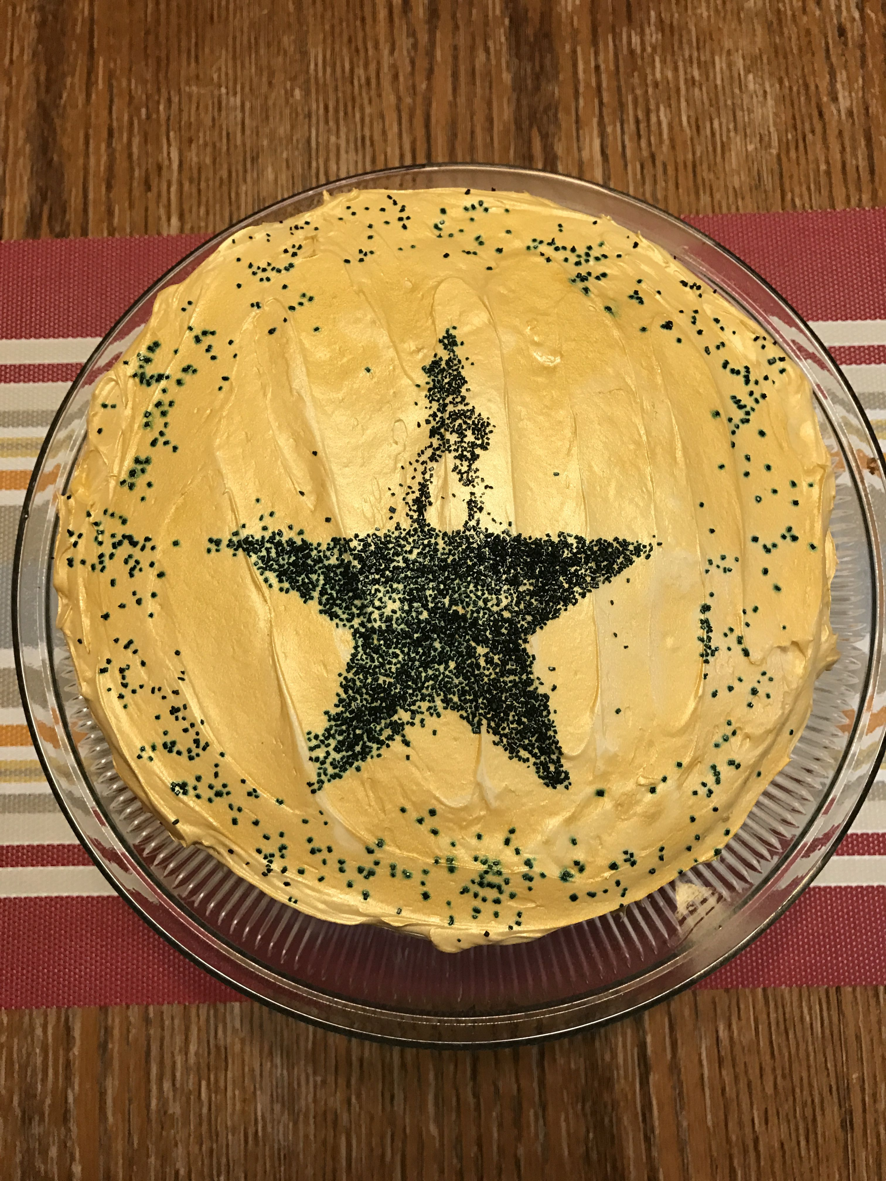 This Would Be Nice With Lemon Flavored Frosting And
