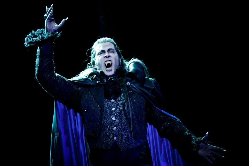 Kevin Tarte - Tanz Der Vampire   Вампиры