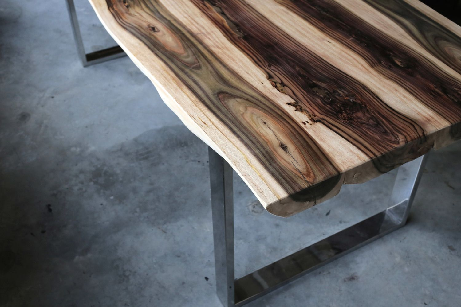 Rosewood Table Jointed X Herman Furniture Singapore Home