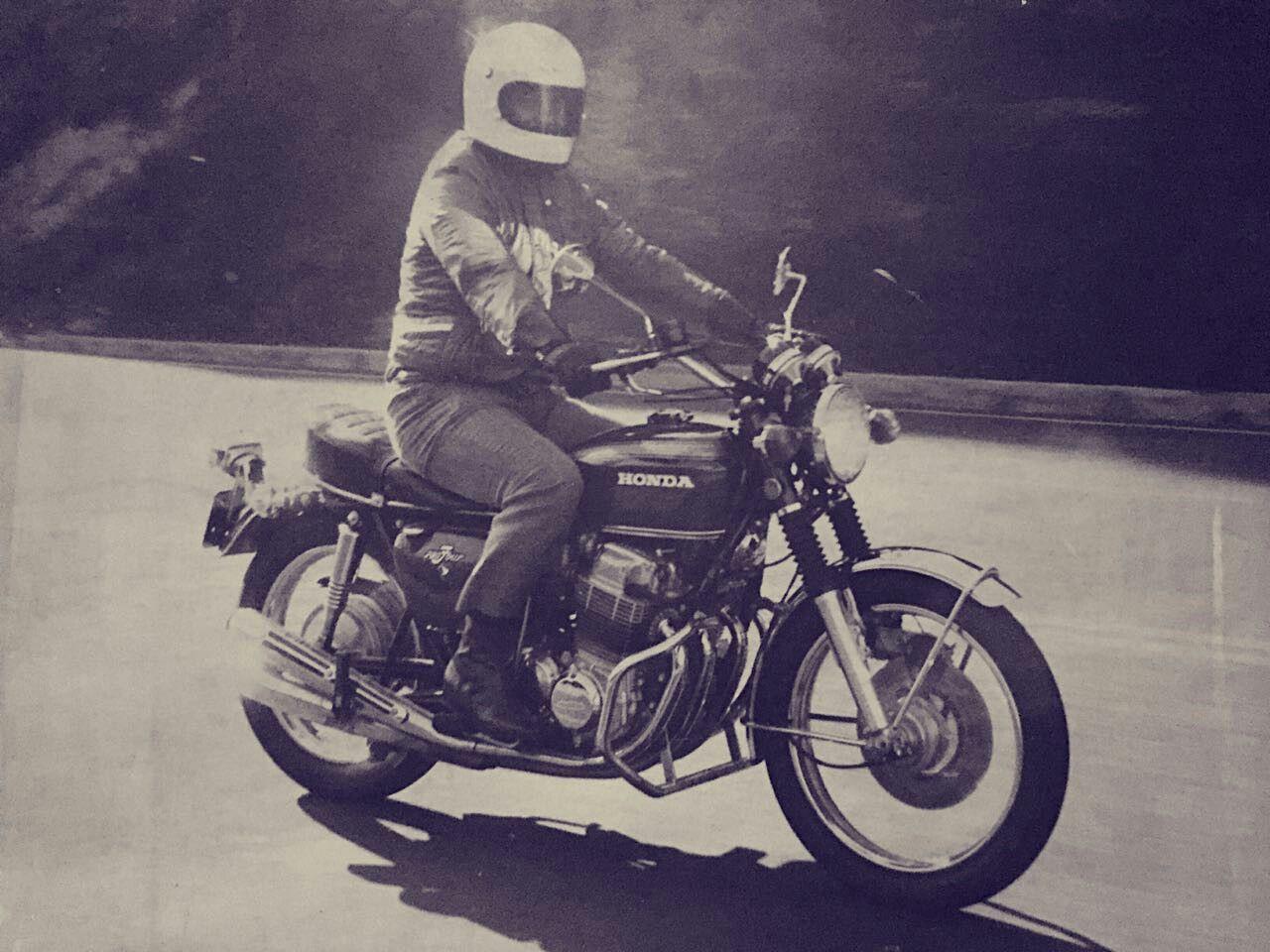 Honda CB 750 4 Cilindros 1972