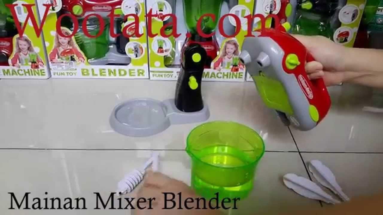 Jual Mixer Mainan Anak Termurah Fun Toy Blender Mainan Anak